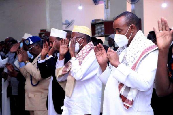 MADAXWEYNAHA SOMALILAND IYO SALAADDA IIDUL-ADXA 2020 HARGEYSA