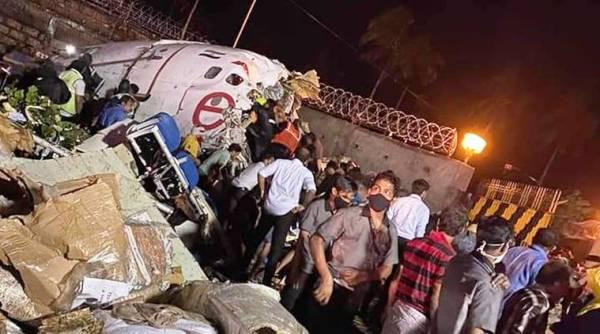 AIR INDIA WAS crash
