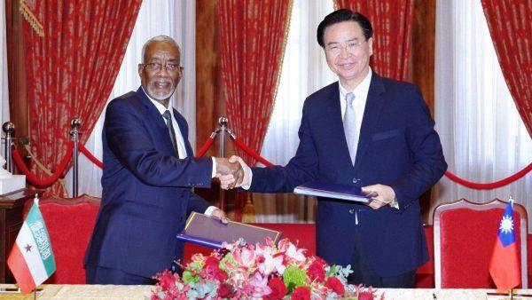 SOMALILAND AND TAIWAN 2020