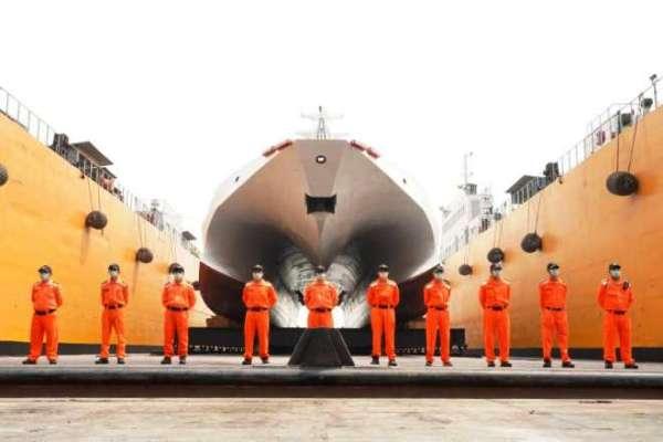 TAIWAN NEW cuas guard corvette