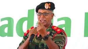 Taliyaha Ciidanka Millateriga Somaliland Nuux Ismaaciil Taani