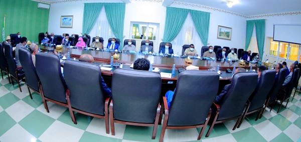 GOLAHA WASIIRRADA SOMALILAND AKTOBER 2020 SHIR SABTI QABSOOMAY