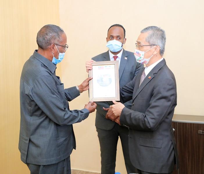 KULANKA MADAXWEYNE BIIXI IYO SAFIIRKA TAIWAN EE SOMALILAND 2020 (4)