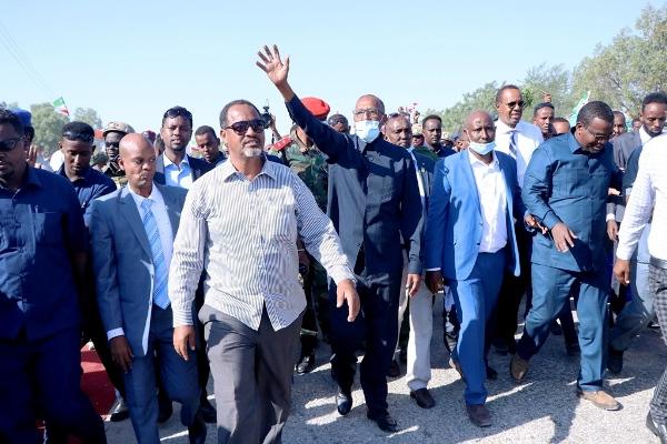 MADAXWEYNE BIIXI OO LAGU SOO DHAWEEYEY BERBERA 2020