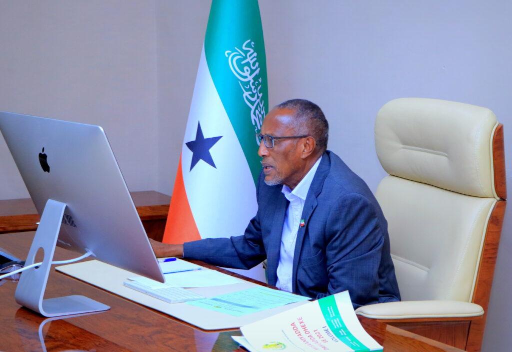 MADAXWEYNAHA SOMALILAND MUUSE BIIXI ABDI 2020