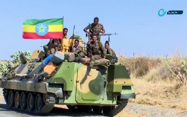 Military of Ethiopia