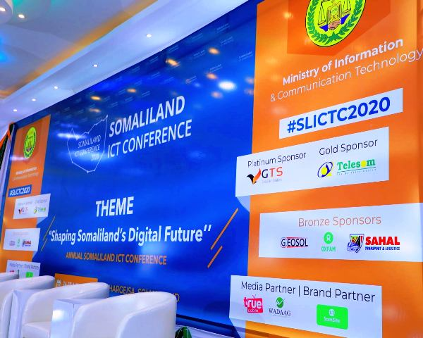shirka #ict somaliland 2020