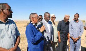 Guddoomiyaha golaha Wakiilada Somaliland, Baashe Maxamed Faarax