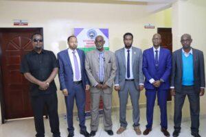 Weftiga wasiirada ee dowlad deegaanka Soomaalida iyo xukuumadda Somaliland