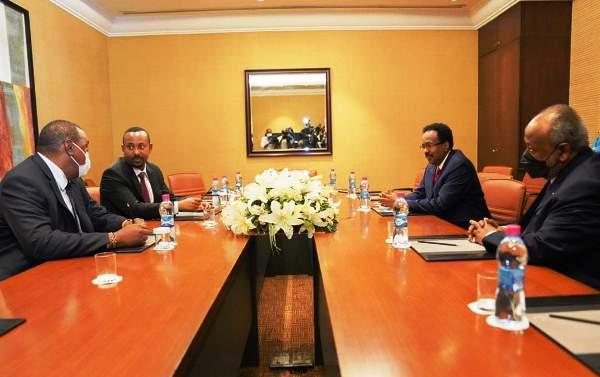 KENYA ETHIOPIA SOMALIA AND DJIBOUTI LEADERS