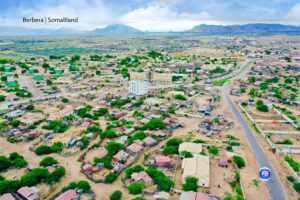 Magaalada Berbera