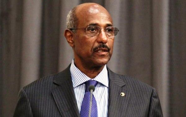 Seyoum Mesfin Former Ethiopian Foreign Minister