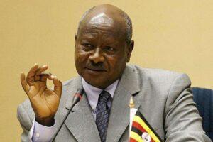 Madaxweynaha dalka Uganda, Yoweri Museveni