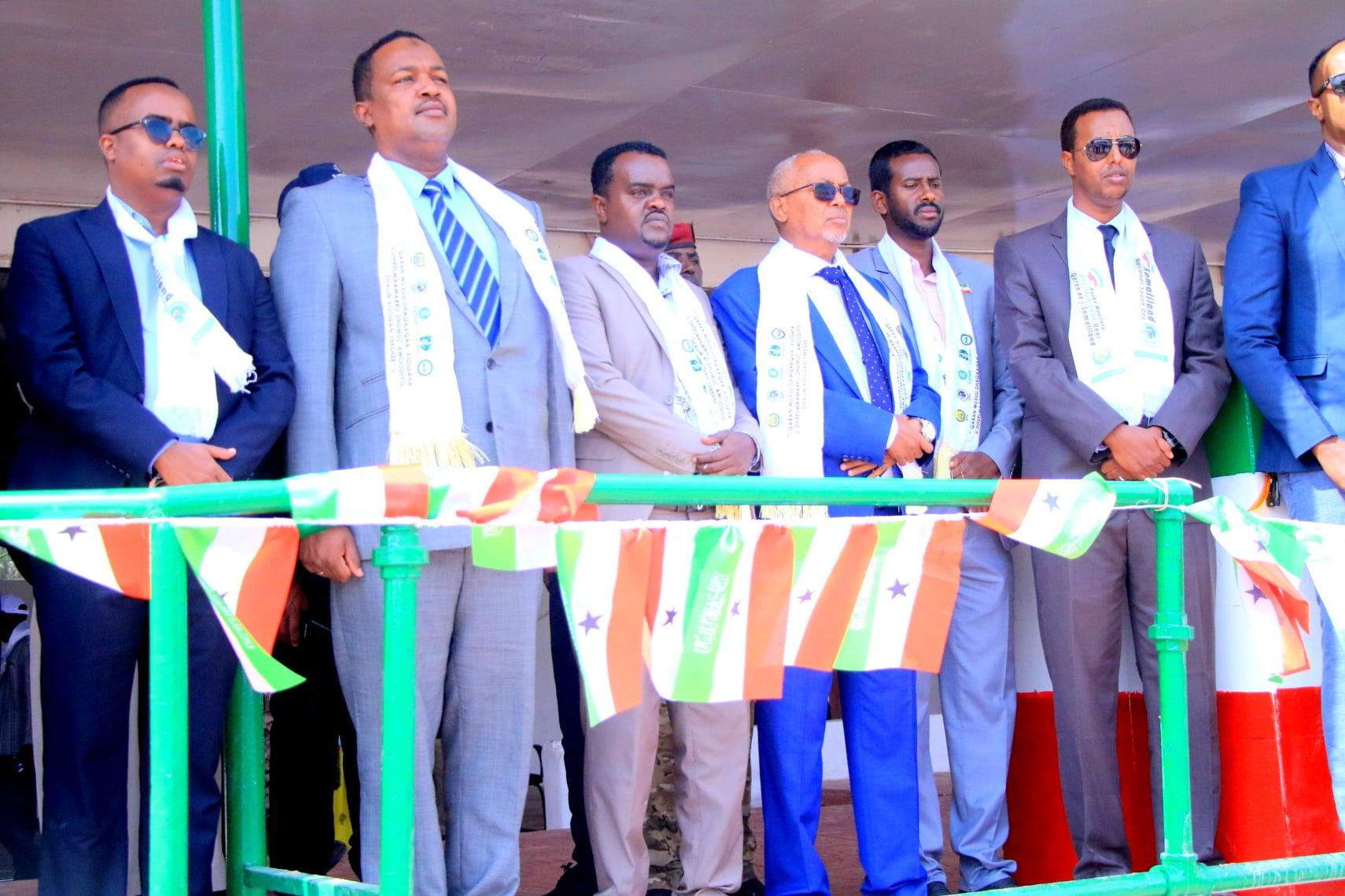 Madaxweyne ku xigeenka Somaliland