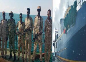 Ciidamada xeebaha Somaliland