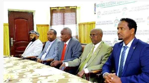 Guddiga Doorashooyinka Somaliland 2021