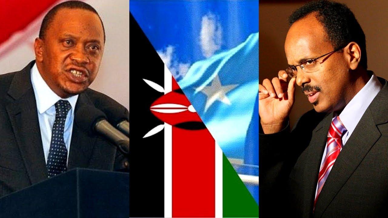 Soomaaliya iyo Kenya