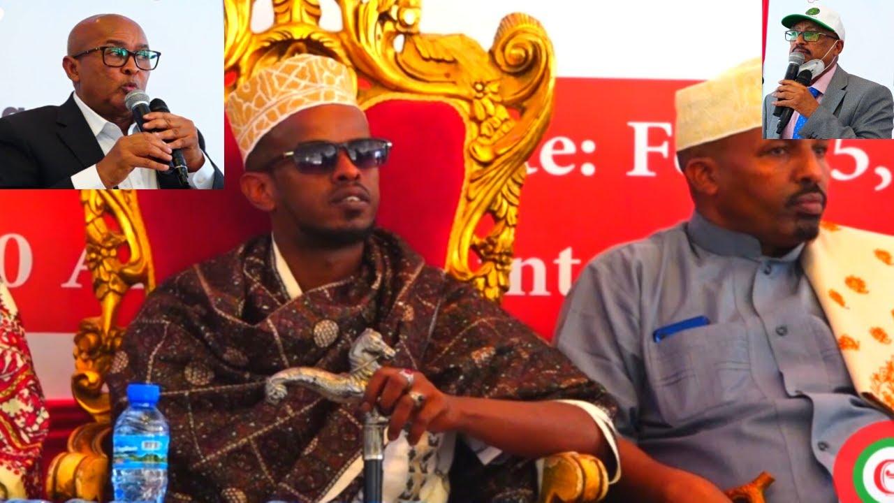 Suldaanka guud ee Beelaha Somaliland, Suldaan Daa'uud Suldaan Maxamed Suldaan Cabdiqaadir