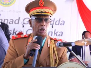Taliyaha Ciidanka Milateriga Somaliland