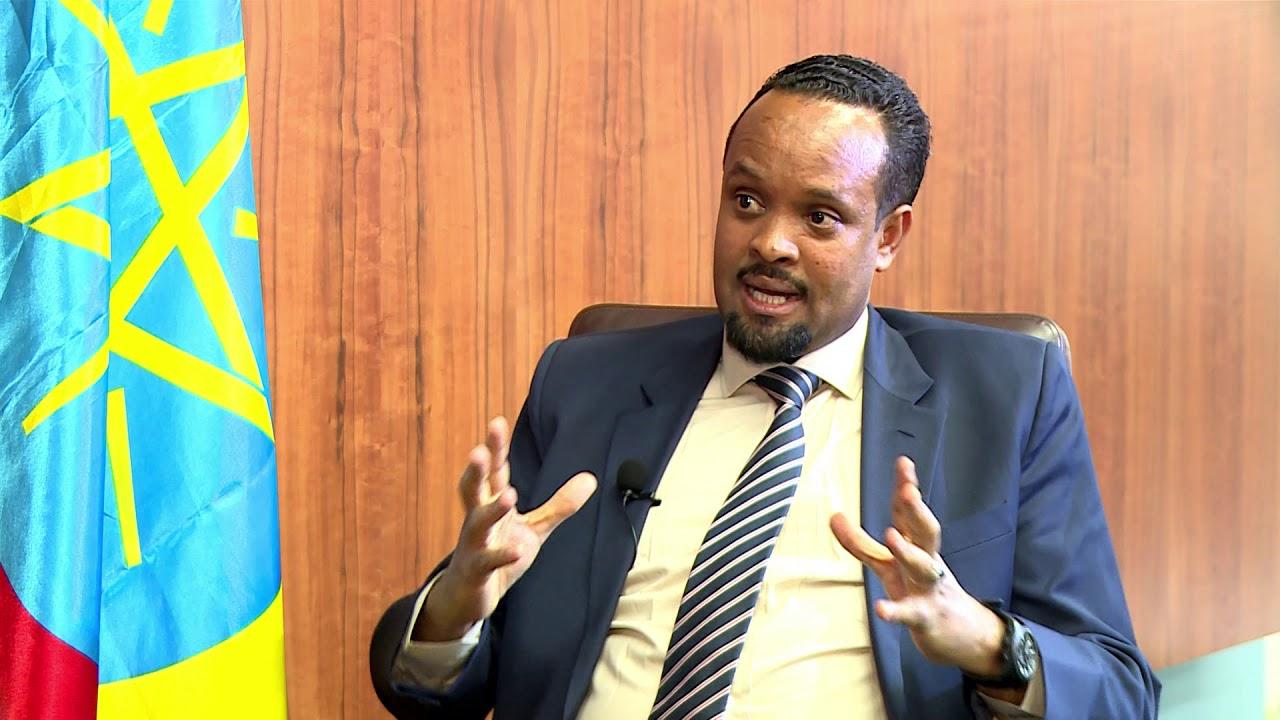Wasiirka Maaliyada Ethiopia, Axmed Shide