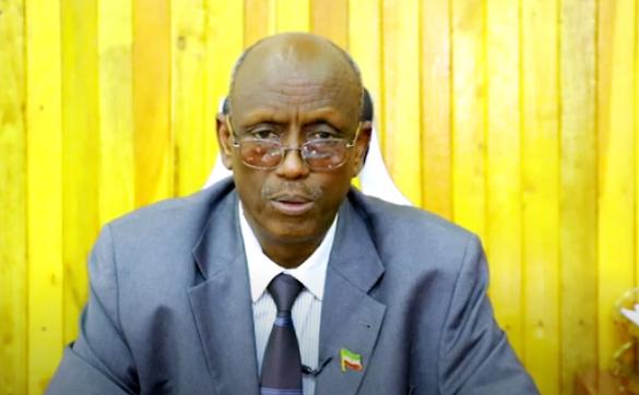 Guddoomiyaha Guddiga Doorashooyinka Somaliland, Cabdirashiid Riyo-raac