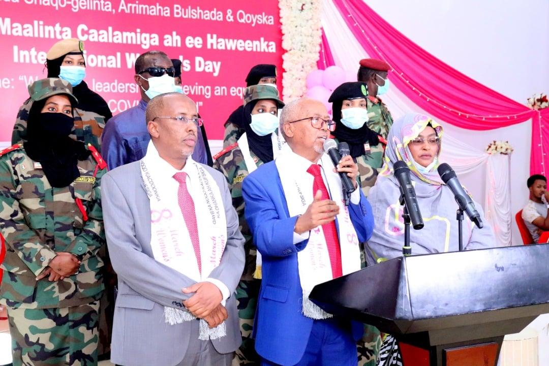Madaxweyne ku-xigeenka Somaliland