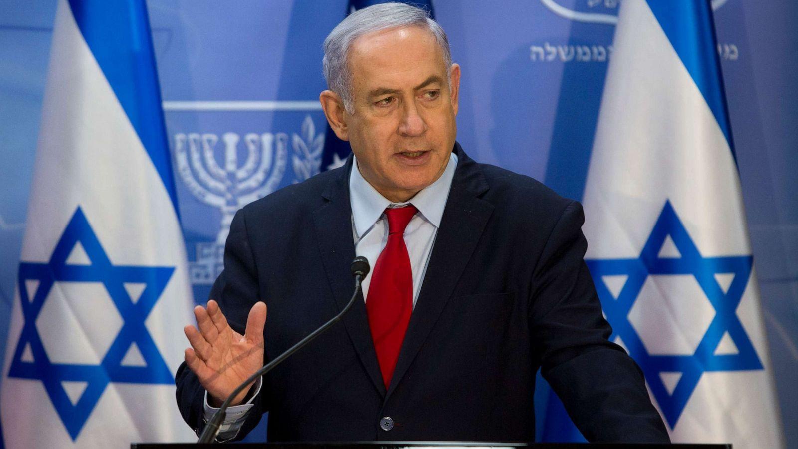 Ra'iisal Wasaraaha Israel Benjamin Netanyahu