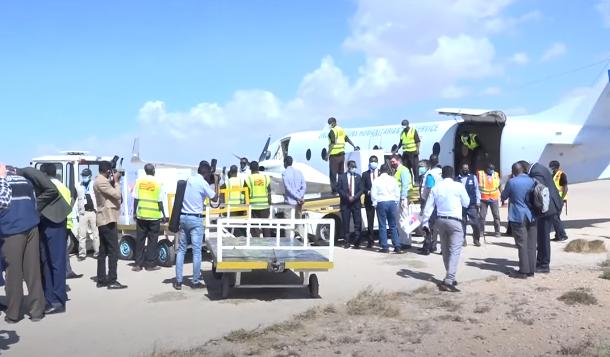 Tallaalka Covid-19 ee Somaliland soo gaadhay