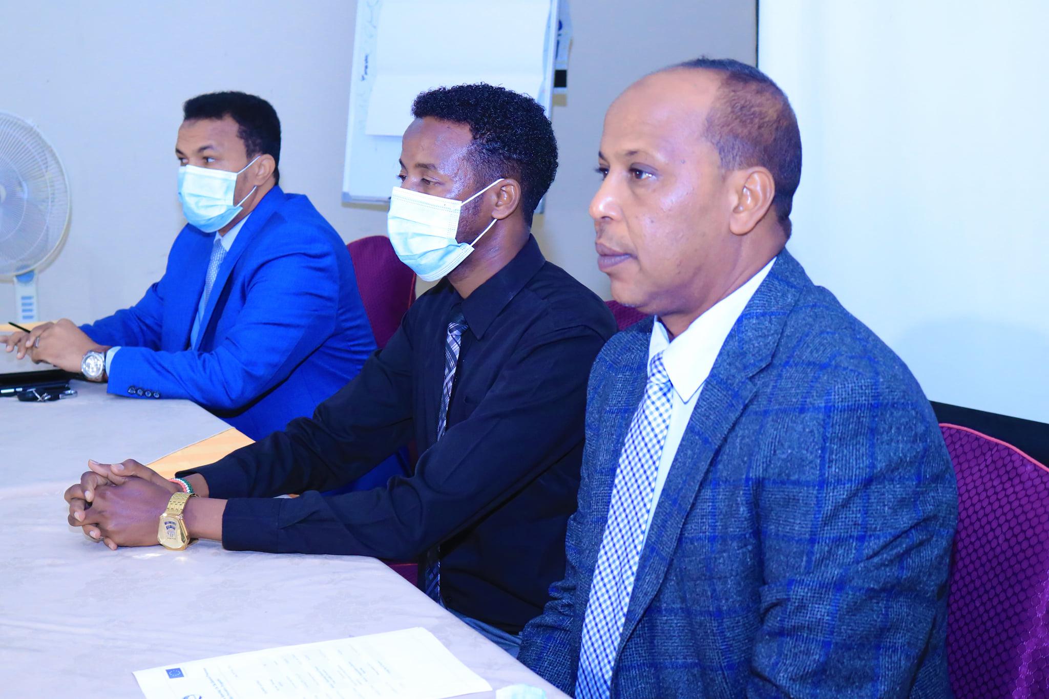 Ururka Saxafiinta Somaliland ee SOLJA