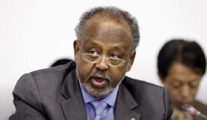 Ismaaciil Cumar Geelle oo Markii 5aad Madaxweynaha Djibouti noqday 2021