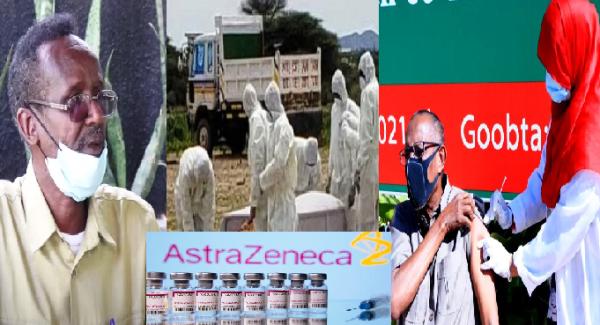 SOMALILAND IYO XAALADAHA Covid-19 2021