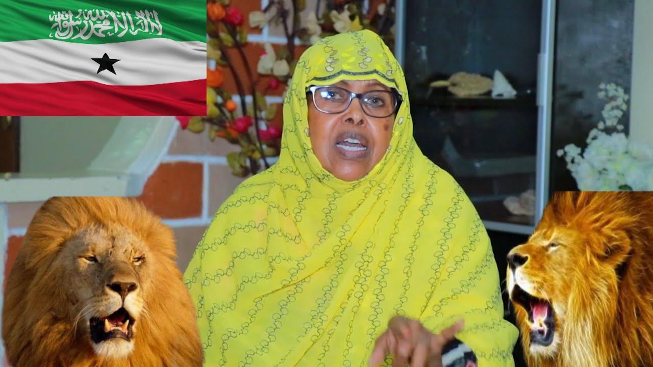 Wasiirka Deegaanka Somaliland