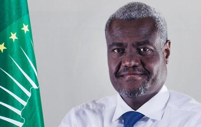 Guddoomiyaha Guddiga Midowga Afrika, Moussa Faki Mahamat