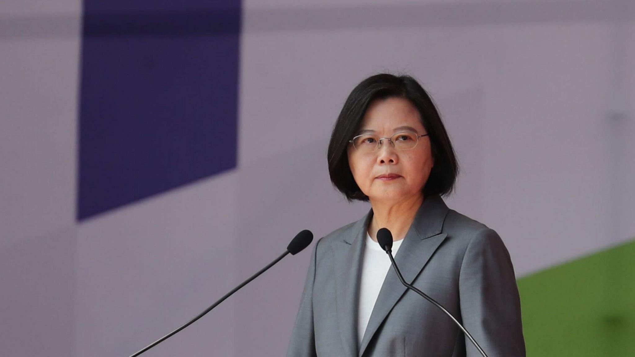 Madaxweynaha Taiwan, Tsai Ing-wen