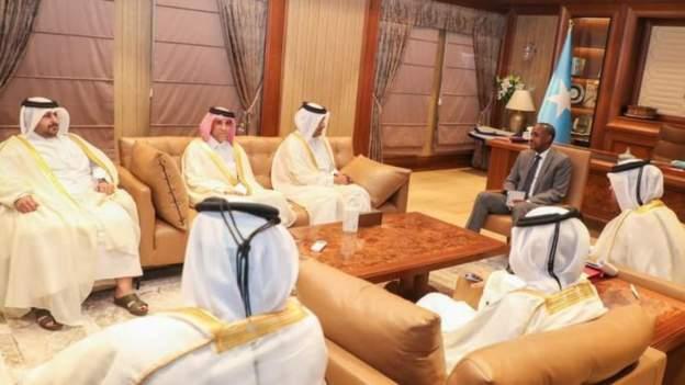 Wefdiga Qatar ka socda