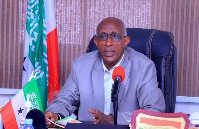 Wasiirka Waxbarashada Somaliland