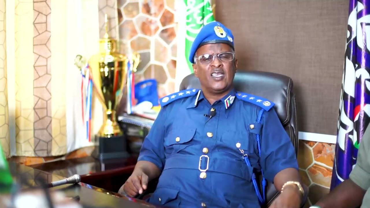 Taliyaha Ciidanka Booliska Somaliland