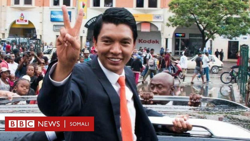 Madaxweynaha Madagascar 2021 oo Dil ka badbaaday