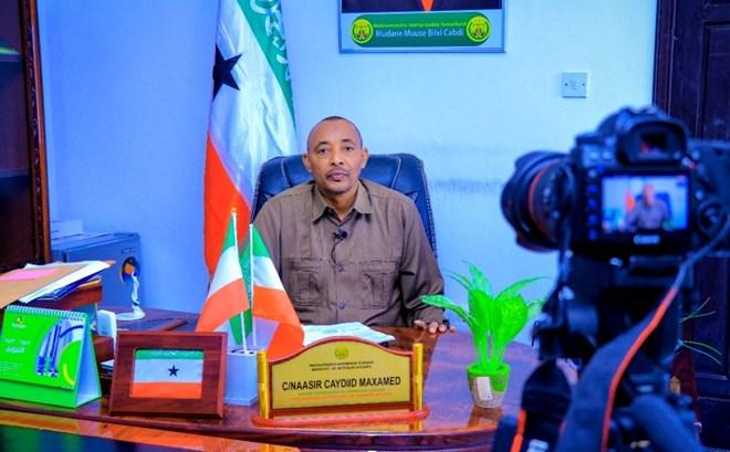 Wasiir ku xigeenka Arrimaaha Gudaha Somaliland