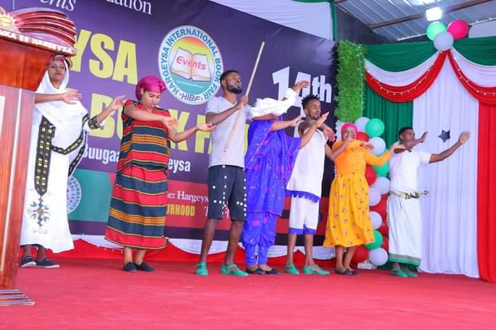 Kooxda Ciyaaraha Dhaqanka Ethiopia #HIBF2021