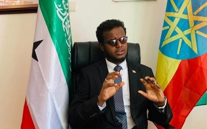 Wakiil ku xigeenka Somaliland ee Itoobiya, Barkhad Maxamuud Kaariye
