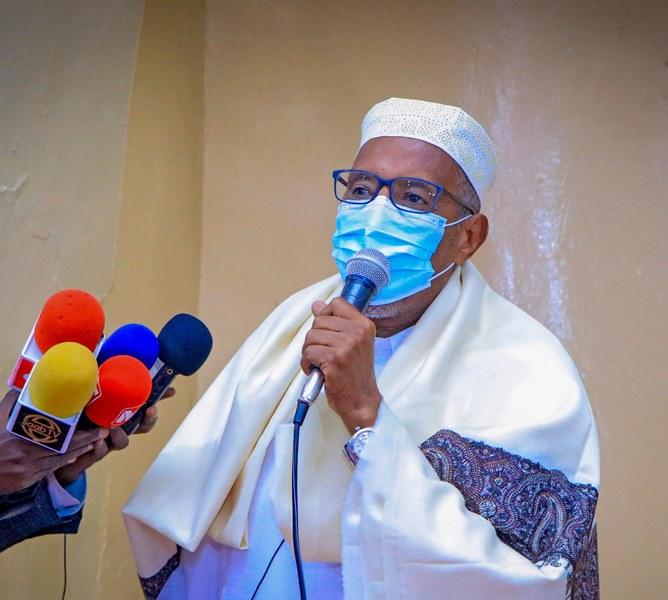 Madaxweynaha Somaliland Muuse Biixi Cabdi Ciidal-adxa 2021