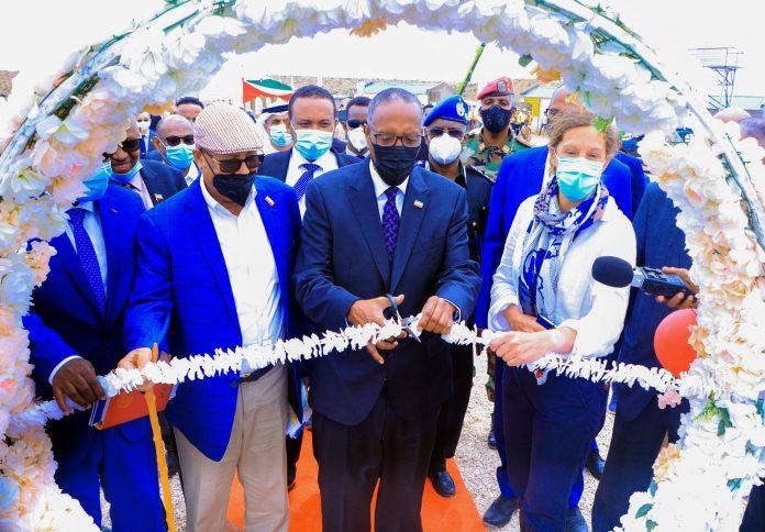 Madaxweynaha Somaliland iyo Xubno kale