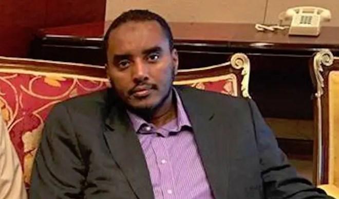 Agaasimaha Hay'adda NISA Fahad Yaasiin