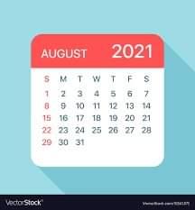 Bisha August 2021 iyo Somaliland