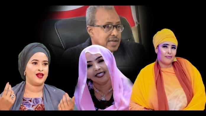 Fannaaniin Heesay Wasiirkii hore ee Warfaafinta Somaliland