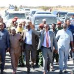 Madaxweynaha Somaliland Md. Muuse Biixi Cabdi oo si diiran loogu soo dhaweeyey Ceerigaabo